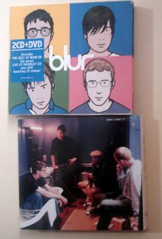Verita's Sound And Vision: Box Blur The Best Of 2CD 1DVD Gift Pack