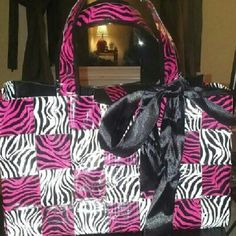 Duct tape bag :)