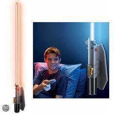 Ook gewoon bij Bol.com... Star Wars Lightsaber Lamp