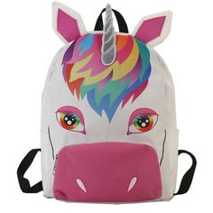 3D Animal Color U... finally here Check it out here: http://www.adkstuff.com/products/3d-animal-color-unicorn-printing-backpack?utm_campaign=social_autopilot&utm_source=pin&utm_medium=pin - ADK Stuff