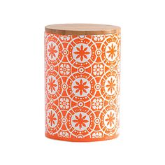 Orange Crush Jar | dotandbo.com