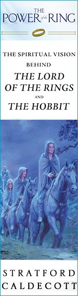 The Power of the Ring by Stratford Caldecott