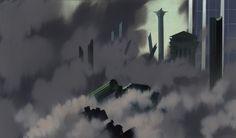 CLONE WARS (2004) Acrylic Cartoon Network