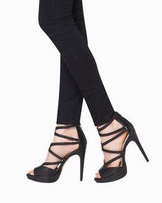 Appolina Sexy Strappy Heels