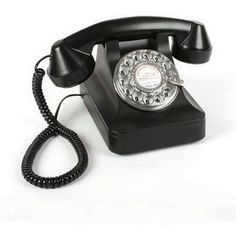 Dial telephone. Had many a conversation on one of these.