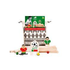 Jeu de billes RouleTaBille Football Cup Portugal - Les Jouets Libres - Milk&Green : 12,60 €
