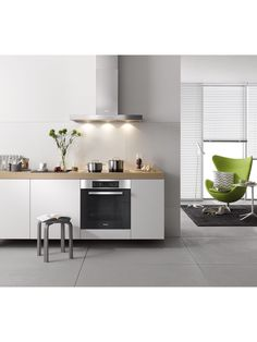 Buy Miele Built-In Single Electric Oven, A+ Energy Rating, Clean Steel from our Built in Ovens range at John Lewis & Partners. Domestic Appliances, Home Appliances, Single Electric Oven, Oven Canning, Electric Cooktop, Canned Heat, Built In Ovens, Oven Range