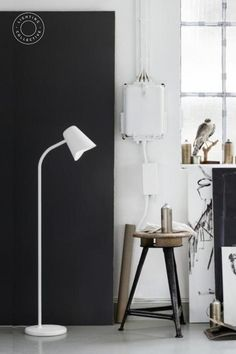 This Norwegian designed and made floor lamp, perfectly combines form and functionality. Available in your choice of three matte finishes, the clean lines and minimal design ensure this lamp will complement a variety of interior styles. #Scandinavian #Lamp #Floorlamp #Floorlight #Scandinavianlighting #Nordic #Nordiclighting #Modern #Scandinaviandesign #Lightingdesign #Contemporary #Contemporarylighting #Norweigan