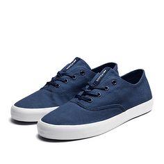 SUPRA WRAP | NAVY - WHITE | Official SUPRA Footwear Site