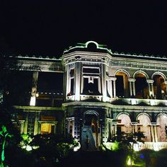 The #ruins of #Bacolod by night. The #TajMahal of the #Philippines. #travel #photography #ilovephilippines #itsmorefuninthephilippines #blogger #romantic