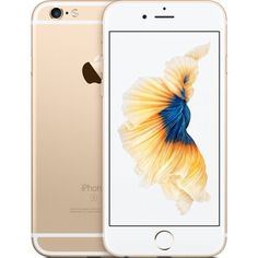 Apple iPhone 6s 128GB (Gold) ($960) ❤ liked on Polyvore featuring accessories and tech accessories
