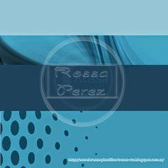 Diseños Roshalyss: ILUSTRACIONES FONDO AZUL