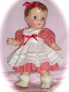"Effanbee 13"" Candy Kid c1946 - All Original"