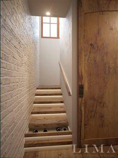 Lima Design lépcső led fényekkel