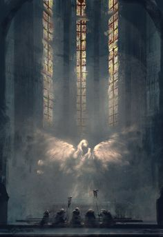 Notre Dame by Juhupainting on DeviantArt