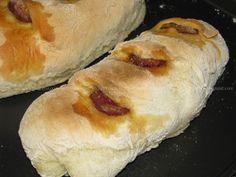 Tixismos: Pão com Chouriço - Versão Rápida