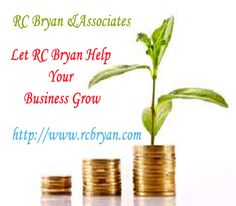 Let RC Bryan help your business grow!! www.rcbryan.com/ #BusinessLeads #Branding