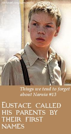 Small facts from Narnia Movies Showing, Movies And Tv Shows, Chronicles Of Narnia Books, Narnia 3, Will Poulter, Love Truths, Cool Books, My Land, Mother And Father
