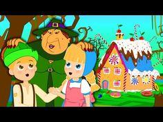(1) Hänsel und Gretel Gute Nacht Geschichte | Märchen für Kinder Animation HD auf Deutsch - YouTube