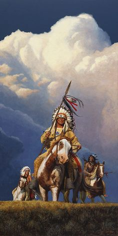 Sovereignty by Joe Velazquez Oil ~ 48 x 24 Native American Ancestry, Native American Warrior, Native American Paintings, Native American Pictures, Native American Quotes, Native American Beauty, Native American Artists, American Indian Art, Native American History