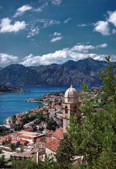 Montenegro, Kotor. Getting itchy feet again.