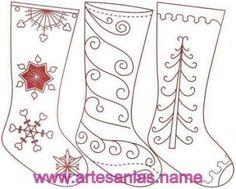 botas de navidad fieltro navidad para navidad navidad patrones calcetines hilo hogar proyectos