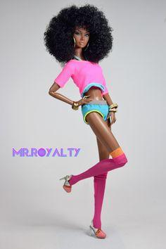 Beautiful Barbie Dolls, Pretty Dolls, Beautiful Black Babies, Diva Dolls, Valley Of The Dolls, Black Barbie, French Wedding, Barbie World, Collector Dolls