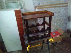 Primeros trabajos en el mundo de la carpintería