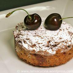 Kleiner Kirschenkuchen: runde Form, 12 cm