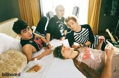 5 Seconds of Summer's Billboard Cover: 5 Things We Learned About the 'Perfect' Band | Billboard