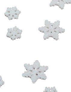 20 confetti van Frozen ™ sneeuwvlokken