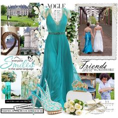 What to wear to your BFF Wedding, created by lalixie on Polyvore