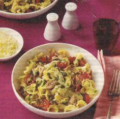 Food Network's Giada De Laurentiis' Campanelle Pasta Salad