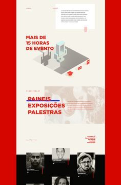Site - Dcex on Behance