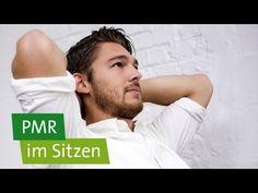 Progressive Muskelentspannung im Sitzen - Anleitung zum Mitmachen - YouTube