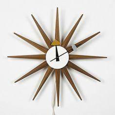 George Nelson & Associates / Ball clock,