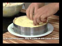 Mulher.com 11/07/2011 - Torta de Café