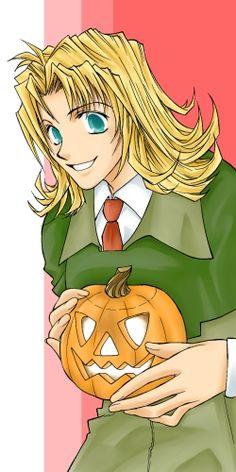 Halloween Milly (TRIGUN) October, 2003 by machinaus on DeviantArt