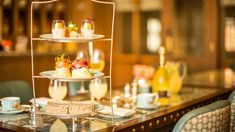 Six of the best British afternoon teas