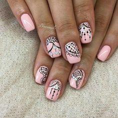 Nail Envy, Nails Inspiration, Nail Art Designs, Feather, Hair Beauty, Make Up, Manicures, Nail Ideas, Nailart