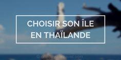 On se pose tous la même question lorsqu'on prépare un voyage en Thaïlande ou son tour du Monde : sur quelle île partir ? Koh Phi Phi, Koh Samui, ... ? Votr
