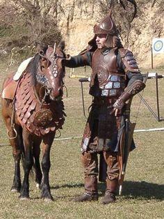 Magyar Mounted Archery, Attila The Hun, Standardbred Horse, Horse Armor, Leather Armor, Medieval Life, Folk Dance, Dark Ages, Ancient History