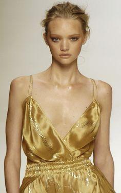r0slyakova:  Gemma Ward | MAX MARA SS 2005 (MFW)