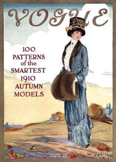 ..Vogue ~ October 1 1910 ~
