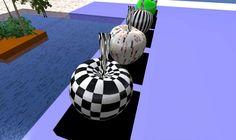 Sculpture ©2010 par TEHOS -  Sculpture, Expressionisme Abstrait, apple pomme tehos art moderne design contemporain expressionisme abstrait cubisme huile acrylique toile