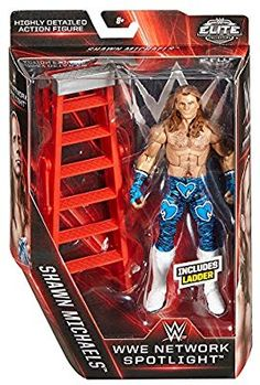 Figuras Wwe, Mini Desk Fan, Wwe Shawn Michaels, Wwe Toys, Wwe Action Figures, Wwe Elite, Thing 1, Cute Cartoon Wallpapers, Kids Sports