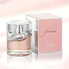 Hugo Boss Femme - one of the few scents I can take!
