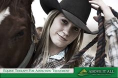 Equine Therapy for Addiction Treatment