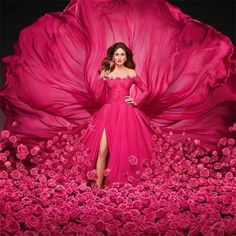 Kareena Kapoor Khan Blooms Like A Rose In A Swapnil Shinde Gown