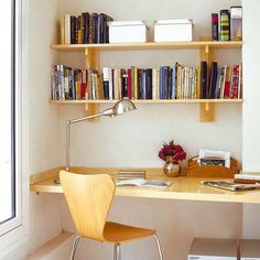 If you work from home, these 51 home office storage ideas might just make your day!